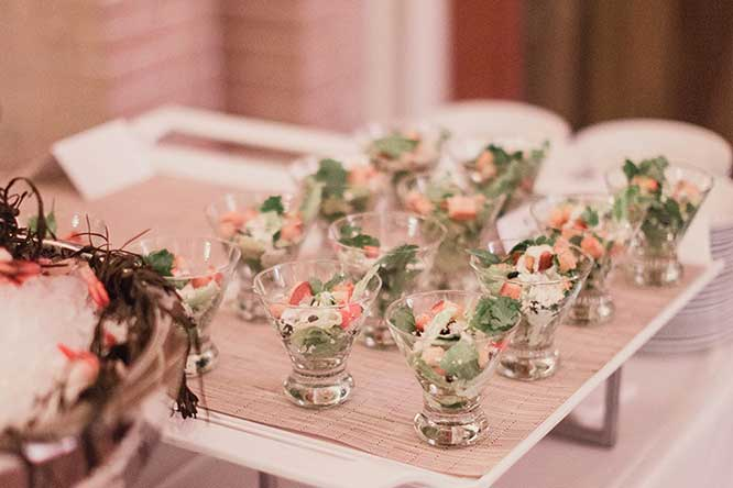 wedding caterers wolfgang puck