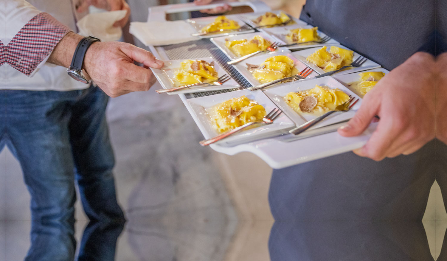 San Francisco Location Catering