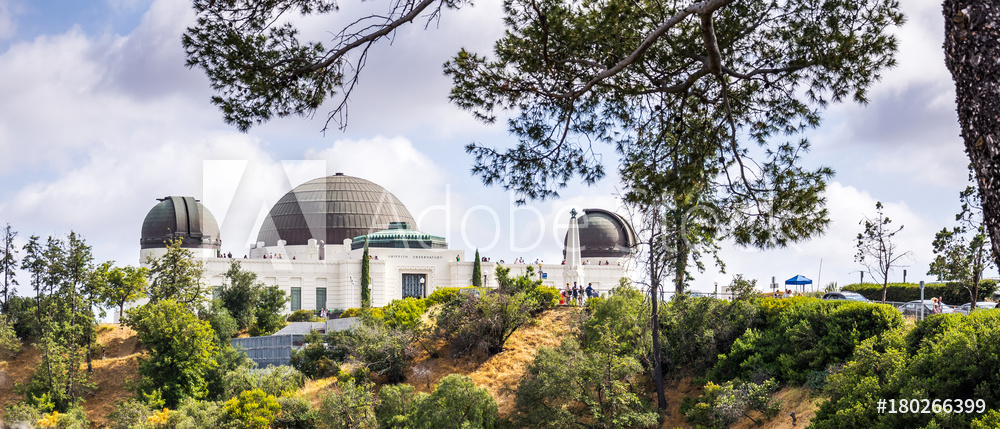 Griffith Cafe Observatory
