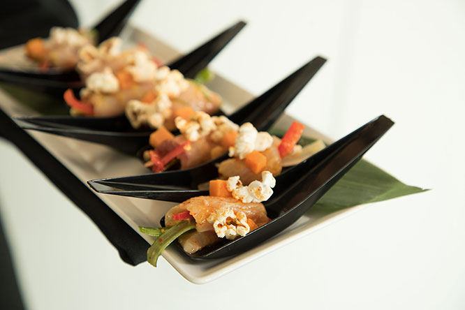 Hors d'Oeuvres Wolfgang Puck Catering
