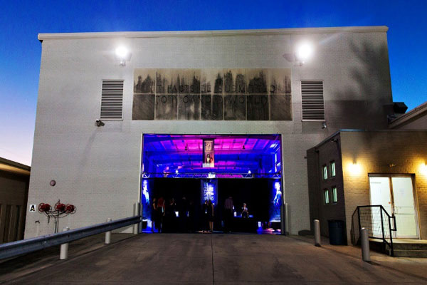 Silver Street Studio Exterior Houston Venue Partner WPC