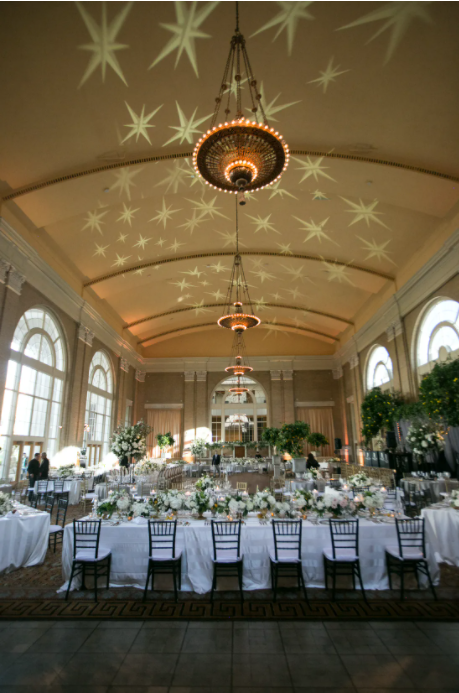 Summer Ballroom Wedding at Union Station