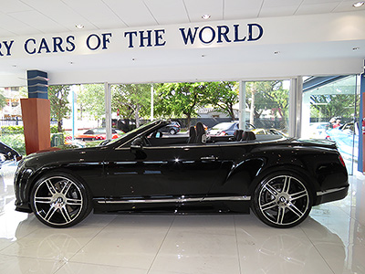 2013-Bentley-Continental-GT-Convertible for sale