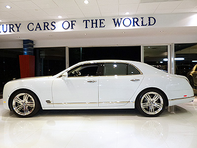 2012-Bentley-Mulsanne for sale