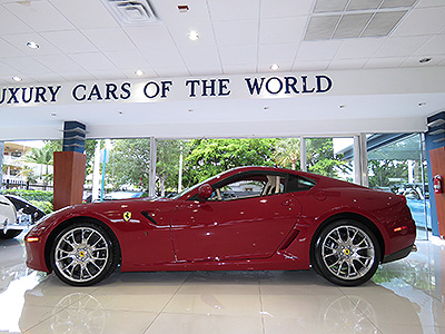 2009-Ferrari-599-GTB-Fiorano for sale