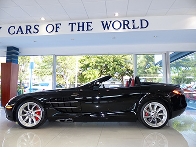 2008-Mercedes-Benz-SLR-McLaren for sale
