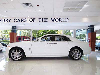 2011-Rolls-Royce-Ghost for sale
