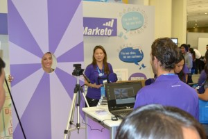 Marketo Meme Booth