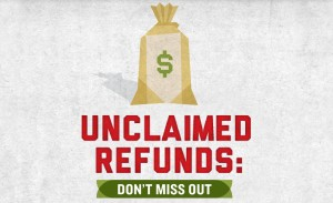 Intuit Interactive Infographics - IRS Has $1 Billion in Unclaimed Tax Refunds