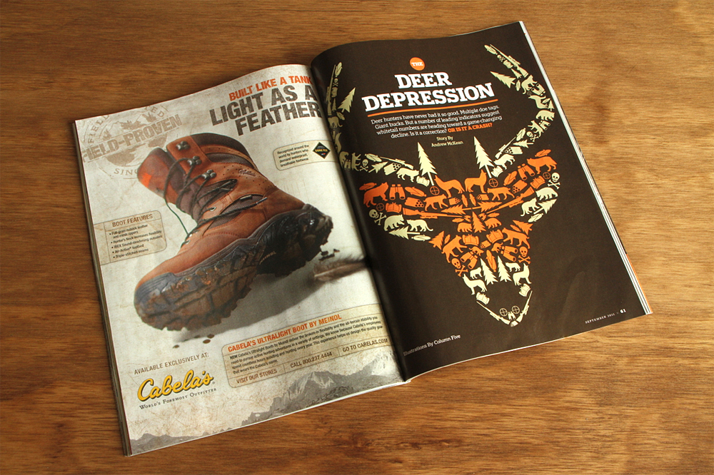 Illustration: The Deer Depression
