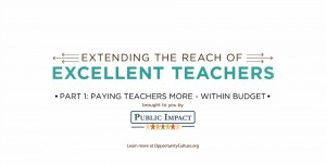 Public Impact Motion Graphics - Paying Teachers More