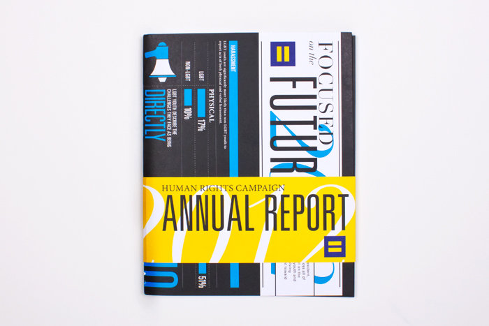 Annual Report: Human Rights Campaign 2012