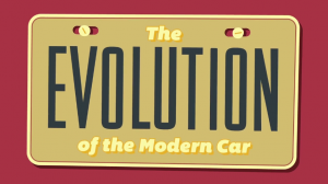 Kid Motion Graphic - History of the Modern Car