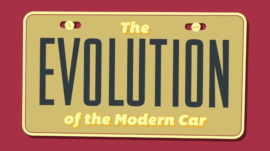History of the Modern Car