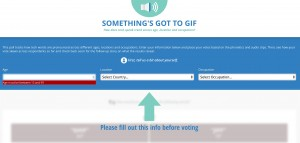 Addvocate Interactive Infographics - Something's Got to Gif