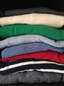 Column Five Clothing Drive