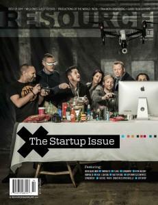 Resource Magazine Column Five