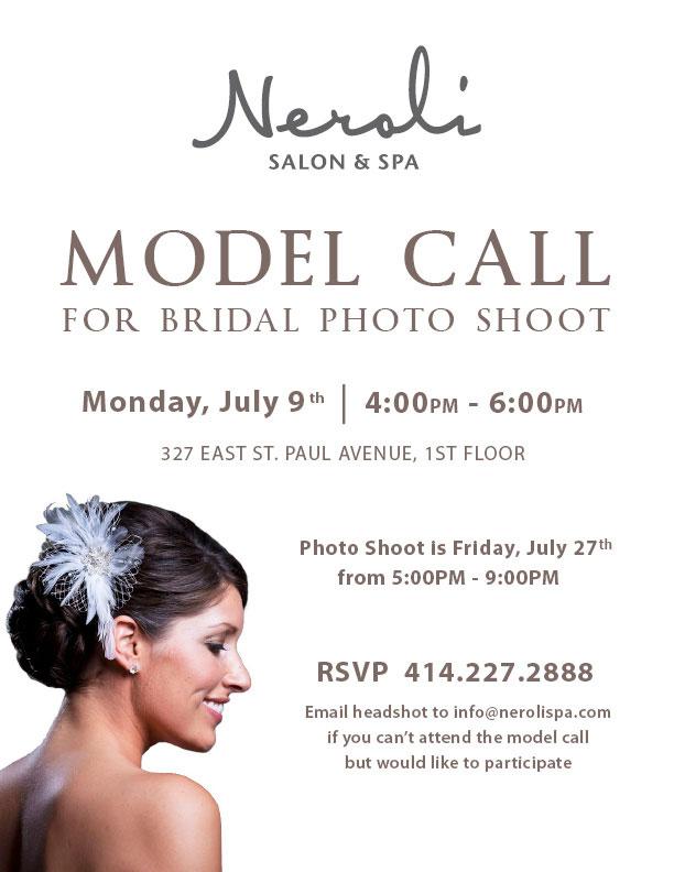 July 2012 Model Call