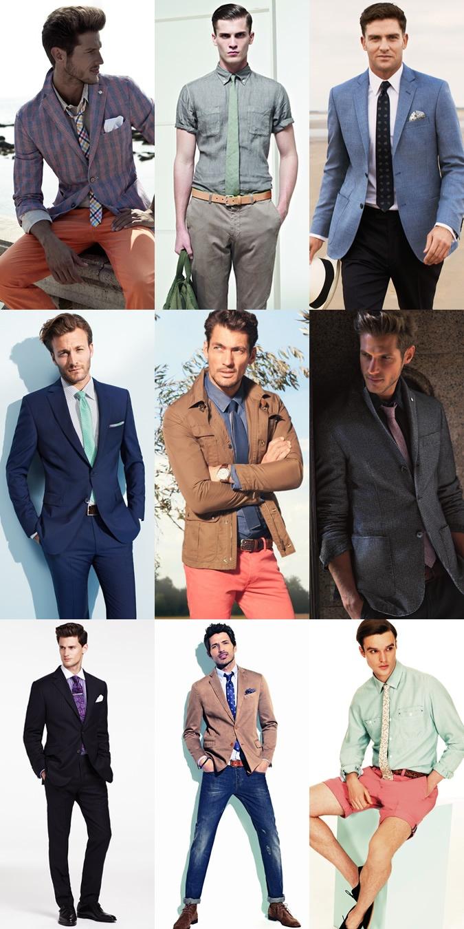 summer trends men neroli aveda lifestyle salon spa casual business attire it s