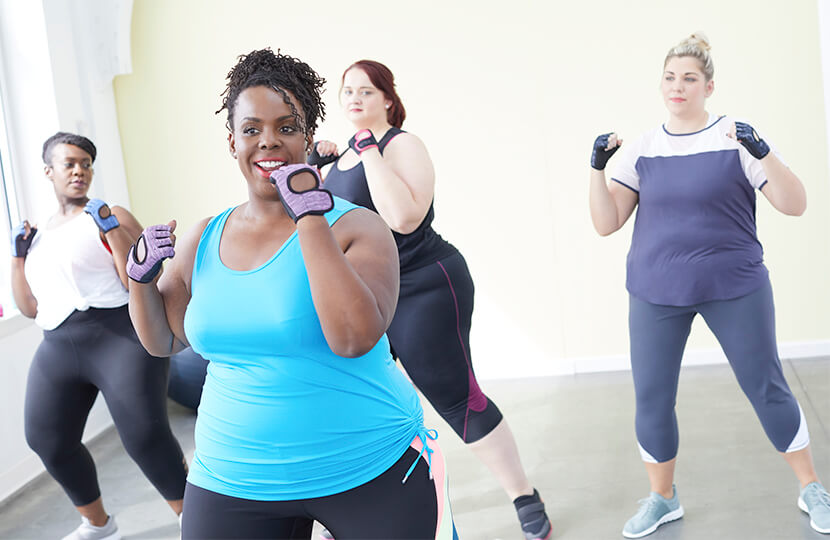 70eed87d042 Debunking Plus-Size Fitness Myths