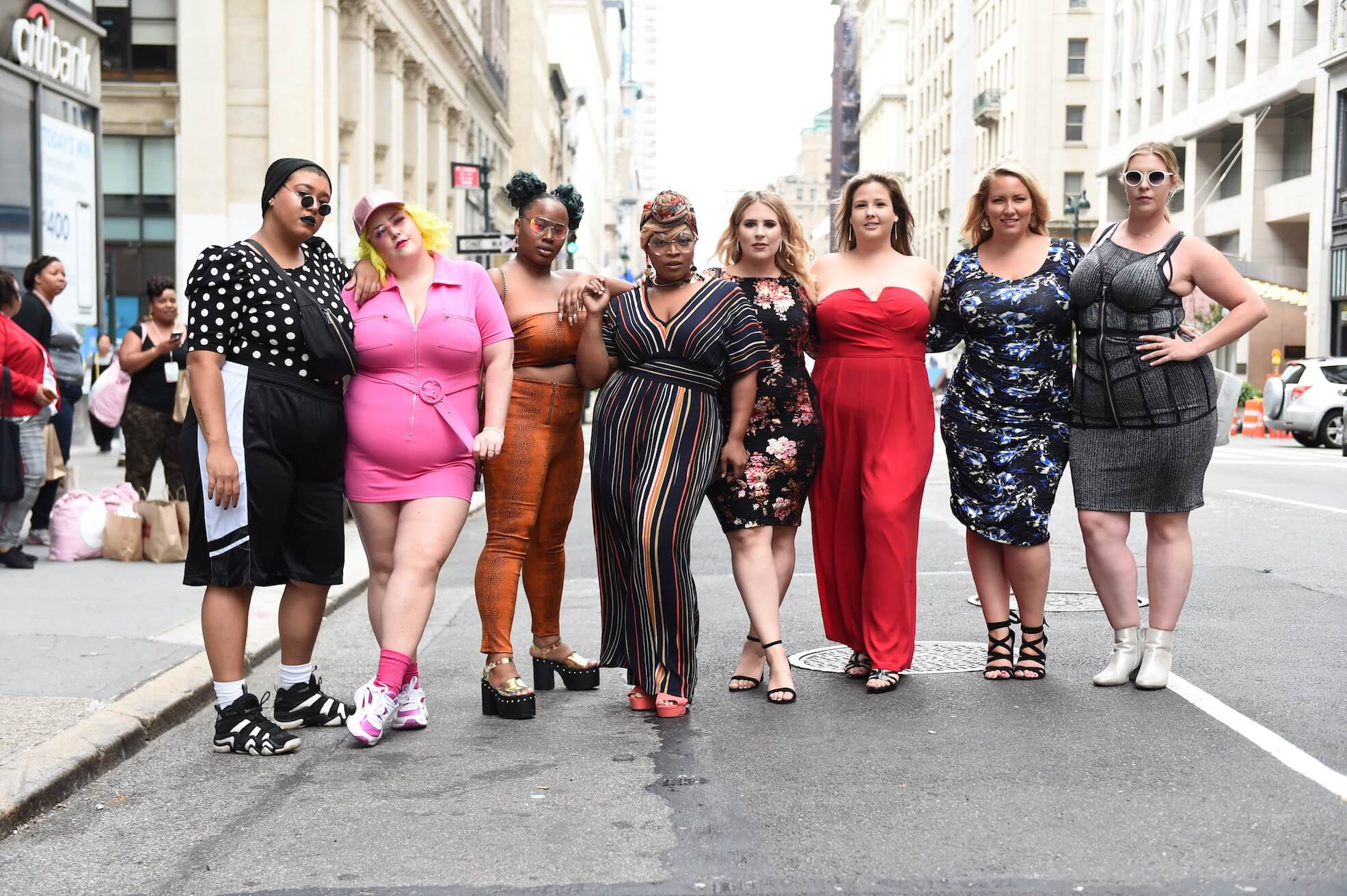 Plus Size Fashion Week Proves Style Is For Everyone