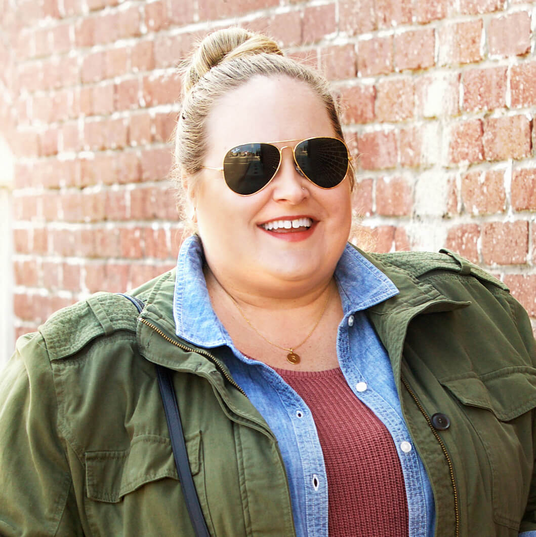 plus size stylist reah norman