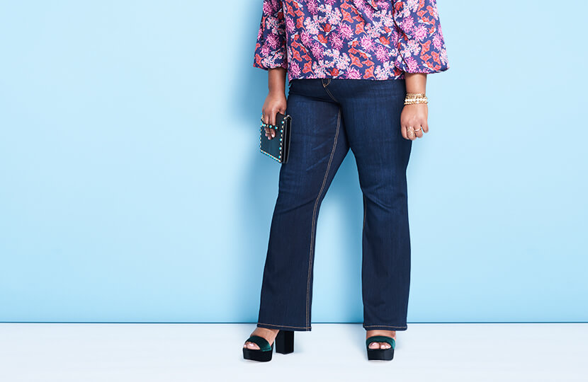 f2e83320a3f A Guide to Plus Size Jeans for Your Body