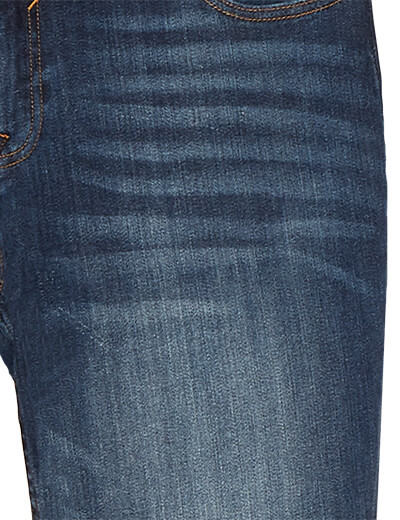 plus size jeans whiskering