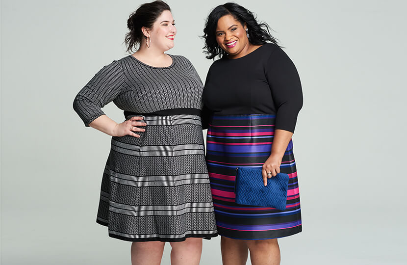 plus size women in holiday dresses c4f766d82a