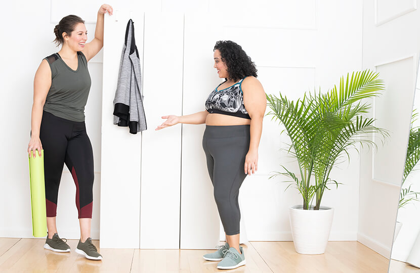 Finding Plus Size Yoga Outfits For Your Body Dia Co