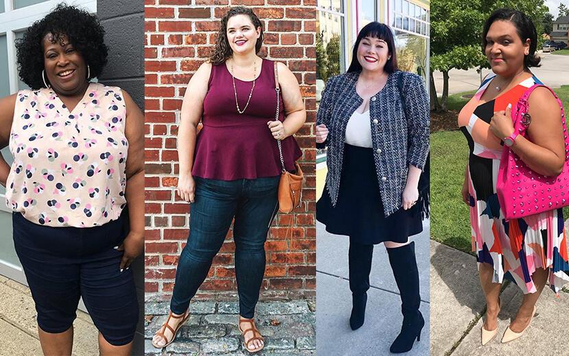 dia community plus size style roundup 2018
