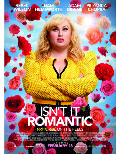 Image result for isn't it romantic poster