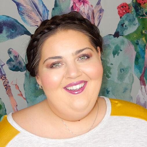 victoria donelda spring makeup guide
