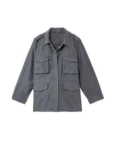 Cargo jacket for spring