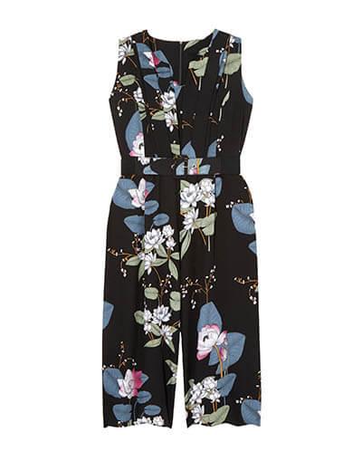City Chic floral jumpsuit