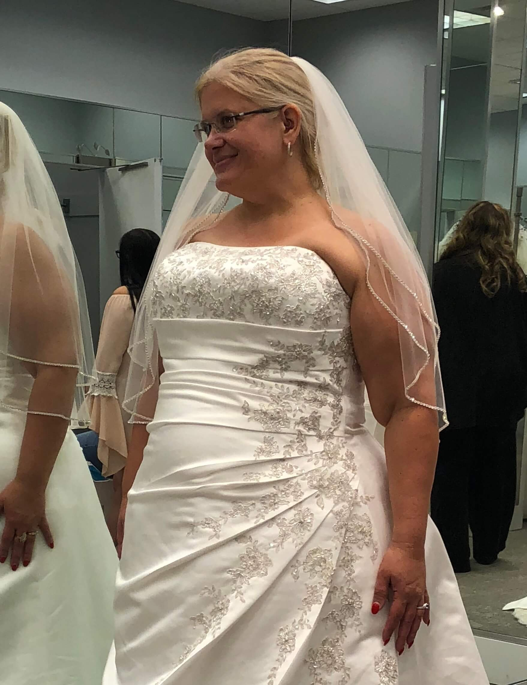 plus size wedding dress nikki wyatt williams
