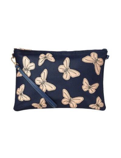plus size new arrivals butterfly clutch