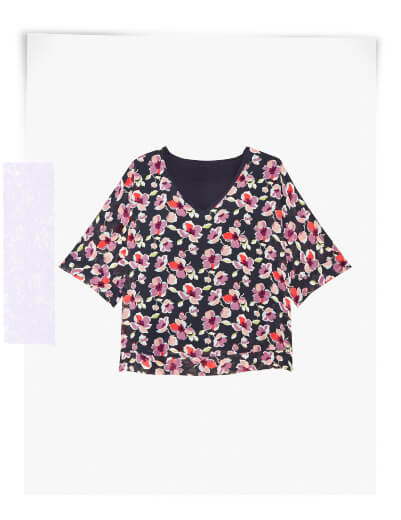what to pack for vacation plus size floral kimono top