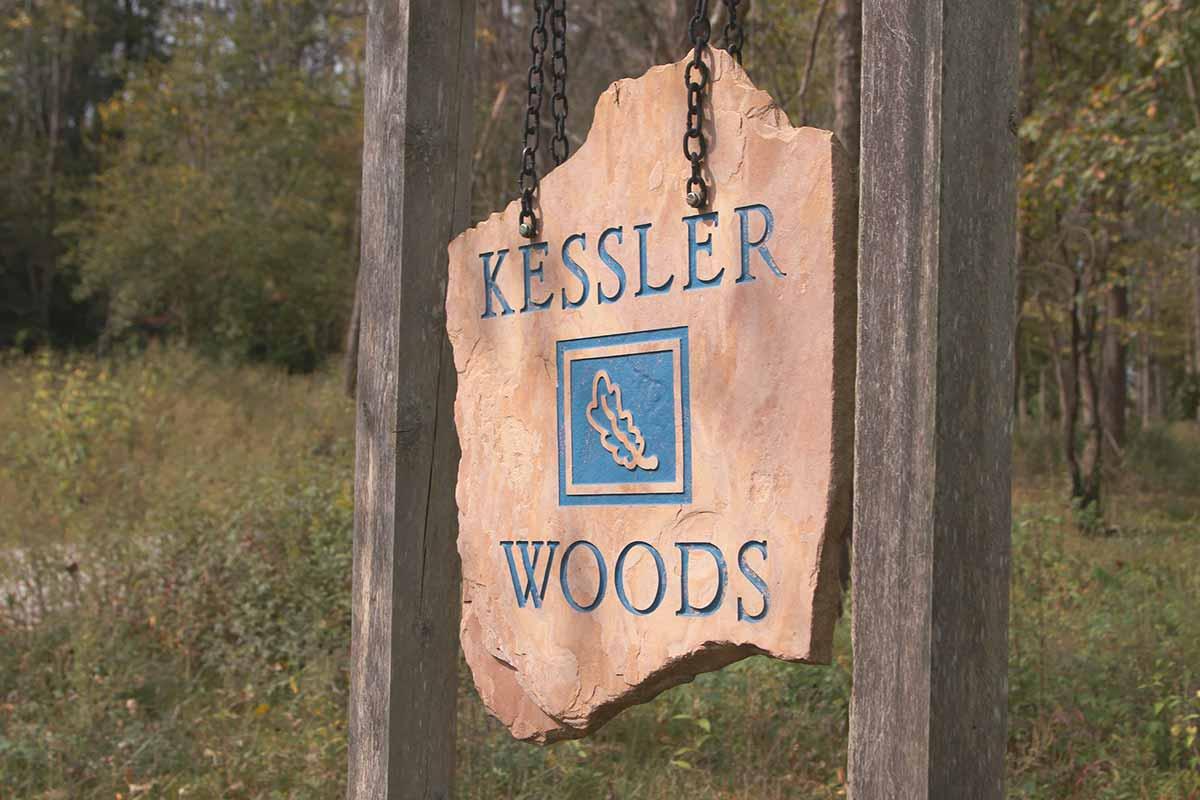 Indiana Green Burial at Kessler Woods