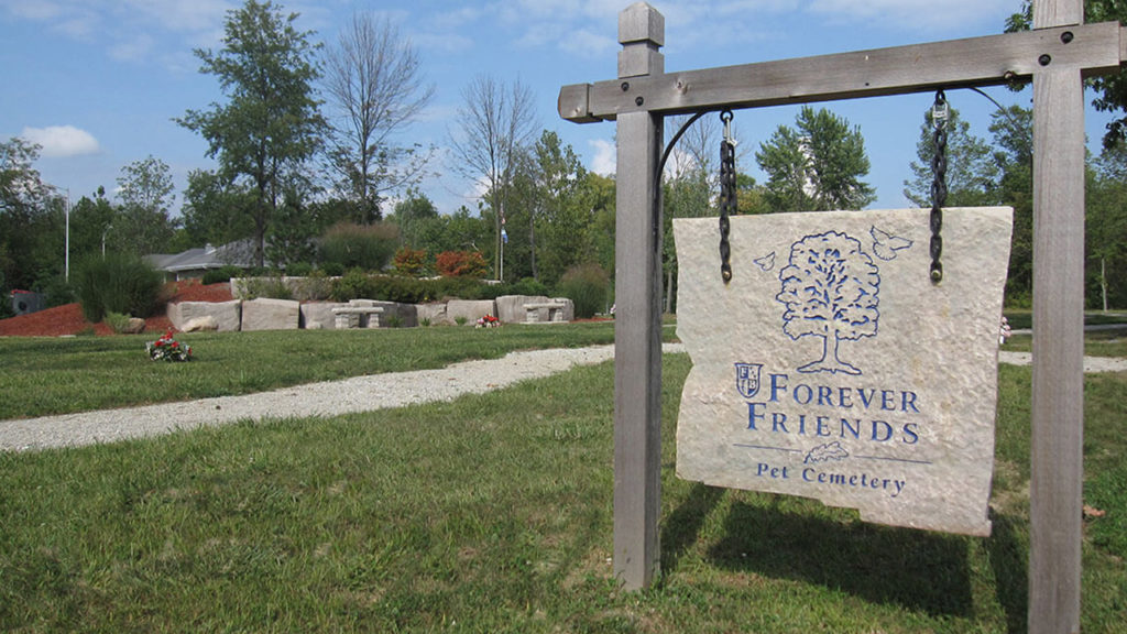 Forever Friends Pet Cemetery