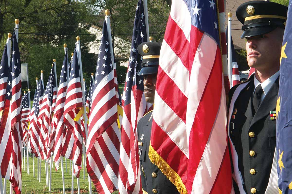Memorial Day at Hamilton Memorial Park