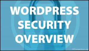 WordPress Security Overview