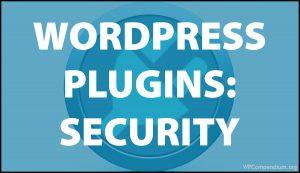 WordPress Plugins: Security