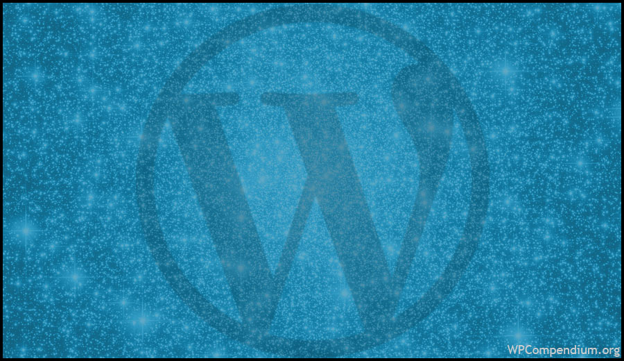 WordPress Optimization Tutorials - WPCompendium.org