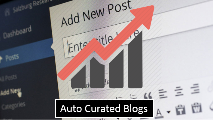 Auto Curated Blogs