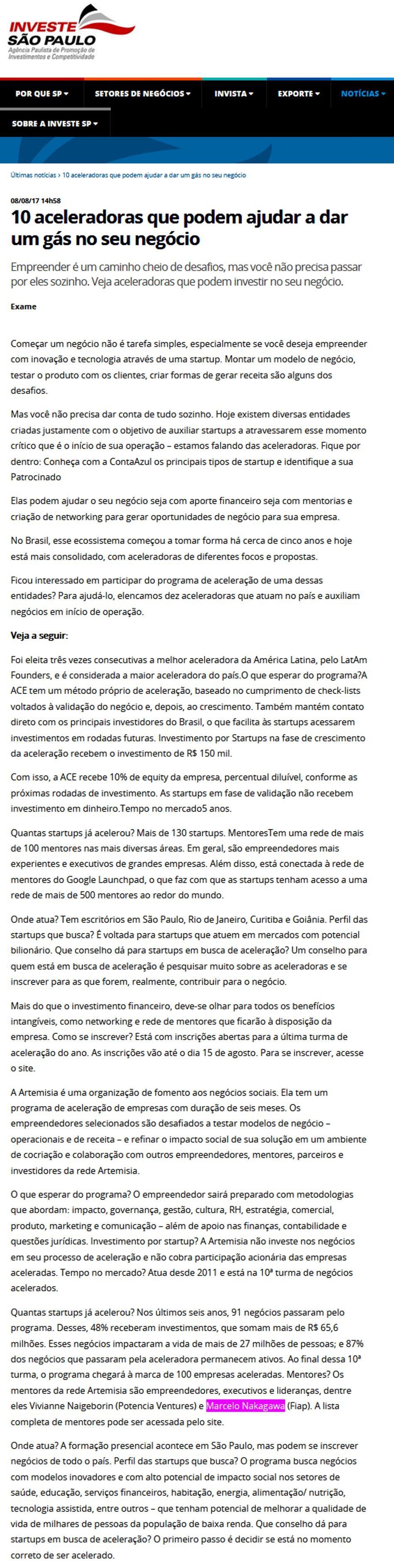 0808 - Site Investe São Paulo