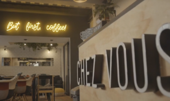 chez vouz cafe