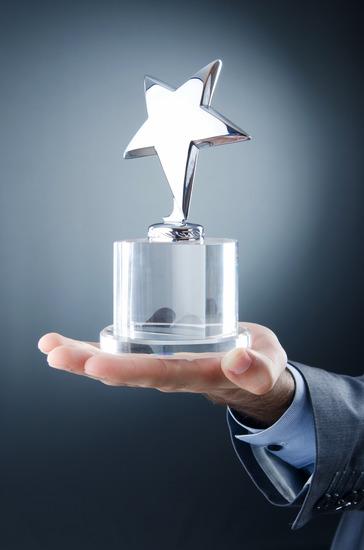 Star Award For Great Mindset