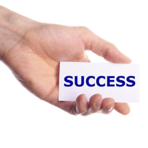 Let Go to Capture Success in Your Hand