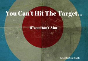 Take Aim Before Your Fire